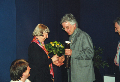 Mutter Rosemarie Hoffmann