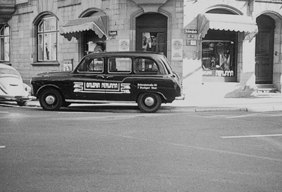 Londoner Taxi, 1978
